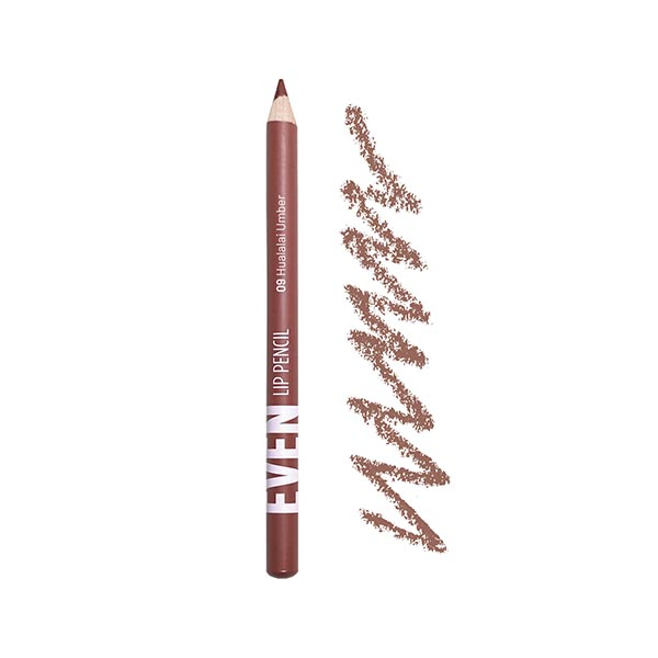 Hualalai Umber - EVEN 09 - lip pencil we make-up - Packaging