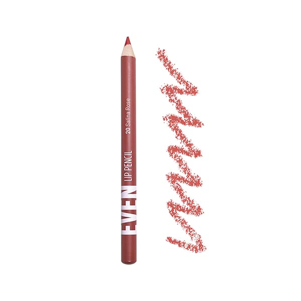Salina Rose - EVEN 20 - lip pencil we make-up - Packaging