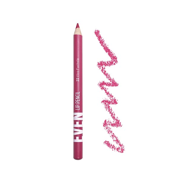 Vico Fuchsia - EVEN 22 - lip pencil we make-up - Packaging