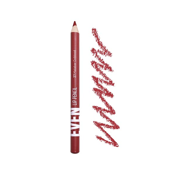 Malabar Oxblood - EVEN 27 - matita labbra we make-up - Packaging