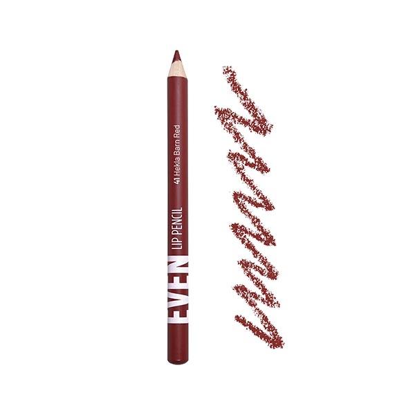 Hekla Barn Red - EVEN 41 - matita labbra we make-up - Packaging