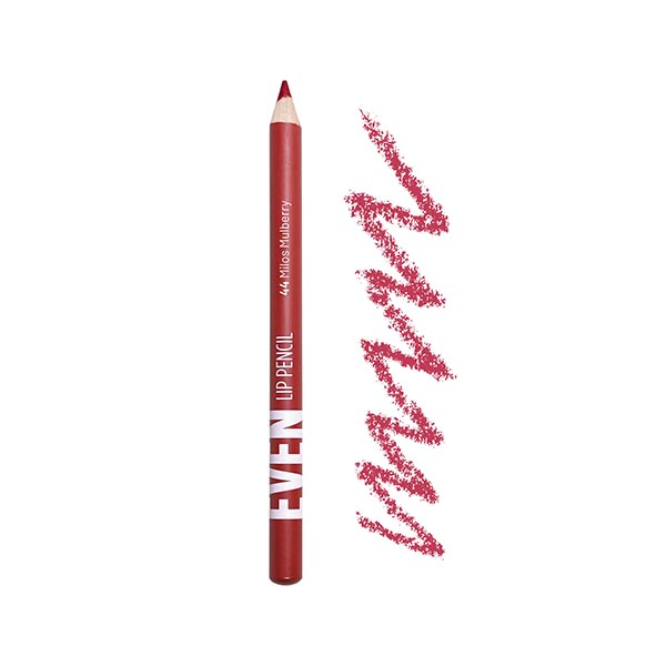 Milos Mulberry - EVEN 44 - matita labbra we make-up - Packaging