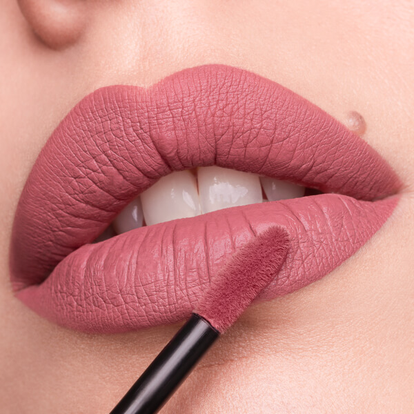 Marsili Nude - EVER 02 - liquid lipstick we make-up - fair skin tone