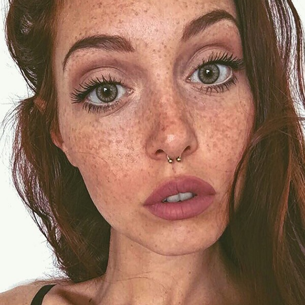 Marsili Nude - EVER 02 - liquid lipstick we make-up - @camihawke