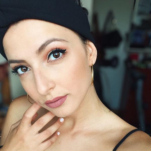 Marsili Nude - EVER 02 - liquid lipstick we make-up - @juliapples