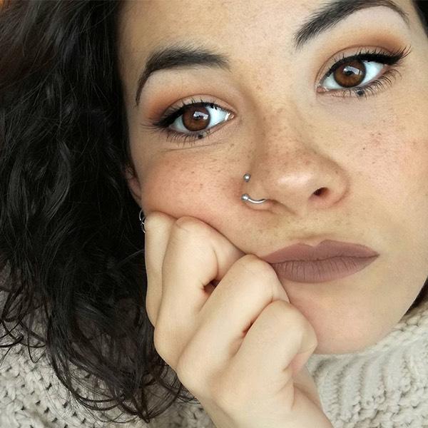 Huambo Brownish - EVER 03 - liquid lipstick we make-up - @vik_up_