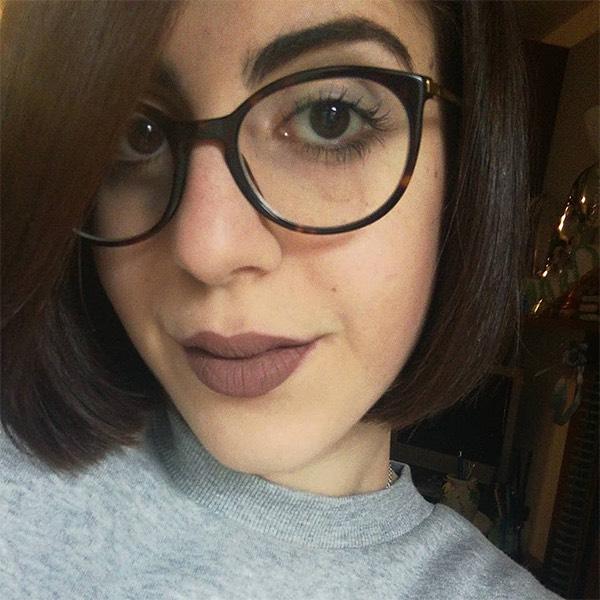 Huambo Brownish - EVER 03 - rossetto liquido we make-up - @luciablasi