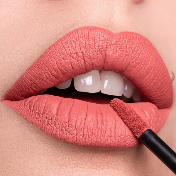 Madeira Peach - EVER 04 - rossetto liquido we make-up - Carnagione chiara