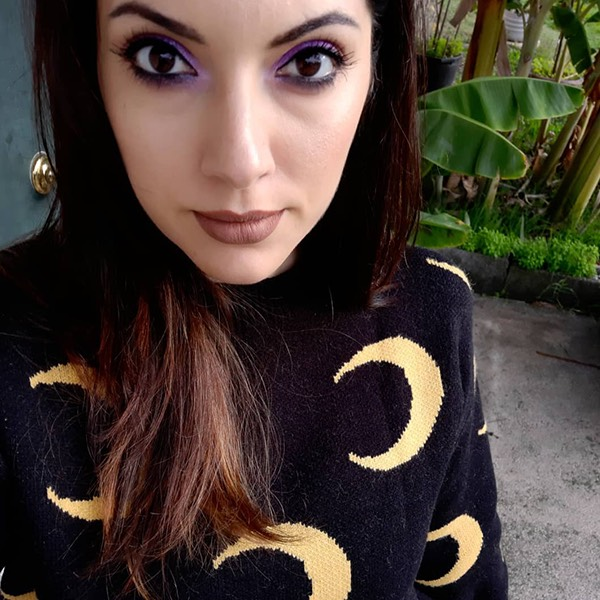 Hualalai Umber - EVER 09 - rossetto liquido we make-up - @auryn_horne89