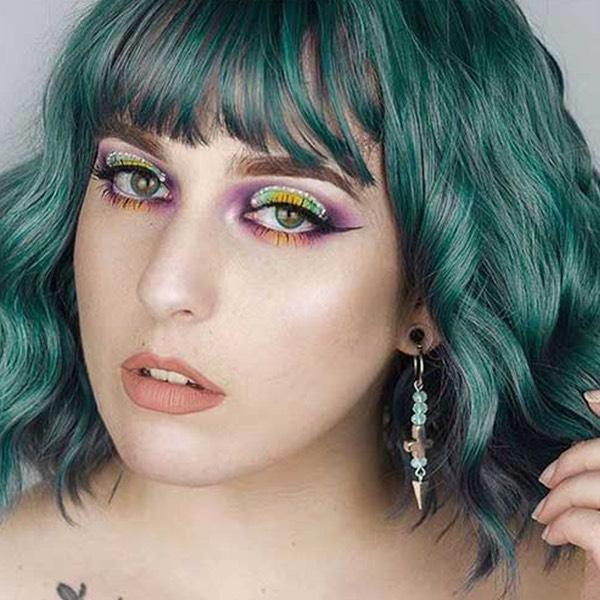 Erebus Flesh - EVER 15 - liquid lipstick we make-up - @ariadnaespada