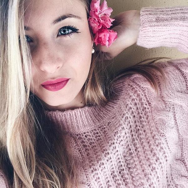 Filicudi Violet - EVER 21 - rossetto liquido we make-up - @marialuisarea