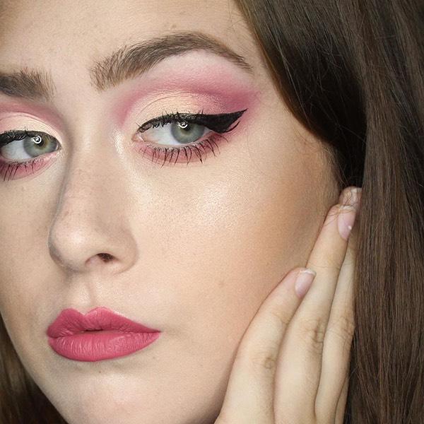 Filicudi Violet - EVER 21 - liquid lipstick we make-up - @its_annamakeup