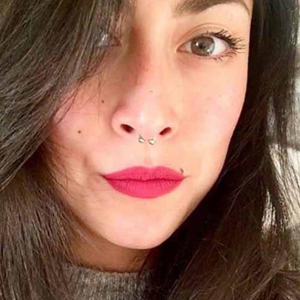 Vico Fuchsia - EVER 22 - liquid lipstick we make-up - @makief