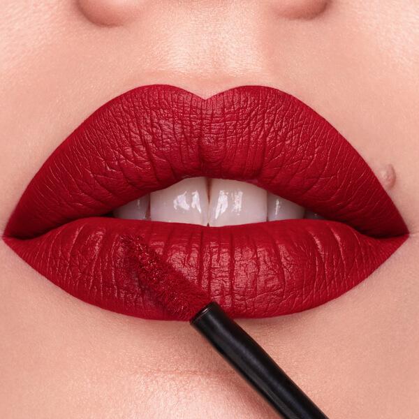 Malabar Oxblood - EVER 27 - rossetto liquido we make-up - Carnagione chiara