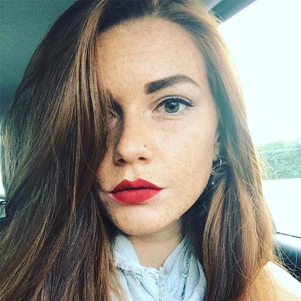 Malabar Oxblood - EVER 27 - rossetto liquido we make-up - @isabella_giacometti
