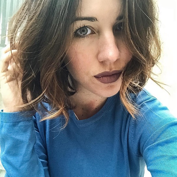 Wolf Chocolate - EVER 30 - liquid lipstick we make-up - @alessandracrinzi