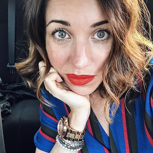 Pacaya Scarlet - EVER 32 - liquid lipstick we make-up - @alessandracrinzi