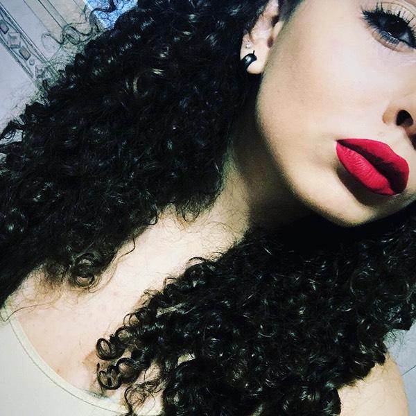 Pacaya Scarlet - EVER 32 - liquid lipstick we make-up - @_rossellarek