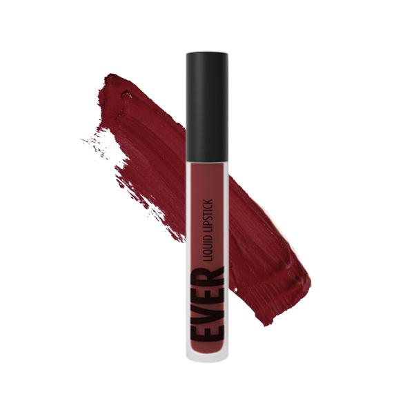 Momotombo Ruby - EVER 33 - rossetto liquido we make-up - Swatch