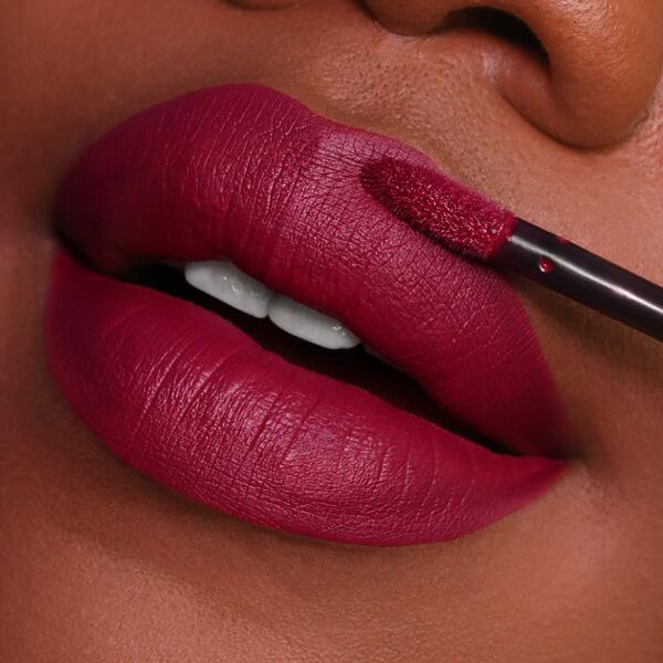 Katla Wine - EVER 34 - rossetto liquido we make-up - Carnagione scura
