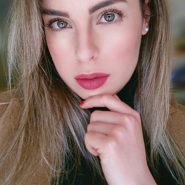Usu Old Rose - EVER 35 - liquid lipstick we make-up - @francesca_sang