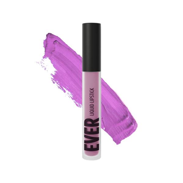 Geysir Lavender - EVER 39 - liquid lipstick we make-up - Swatch