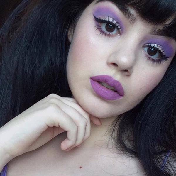 Geysir Lavender - EVER 39 - rossetto liquido we make-up - @kitten4angel