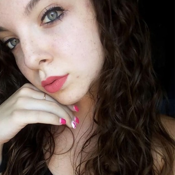 Kaba Coral - EVER 42 - rossetto liquido we make-up - @_rebecca_belmonte_
