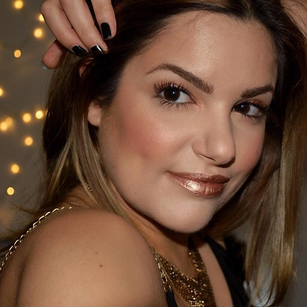Alba Glow - EVER 60 - metal matte we make-up - @makeupsinner