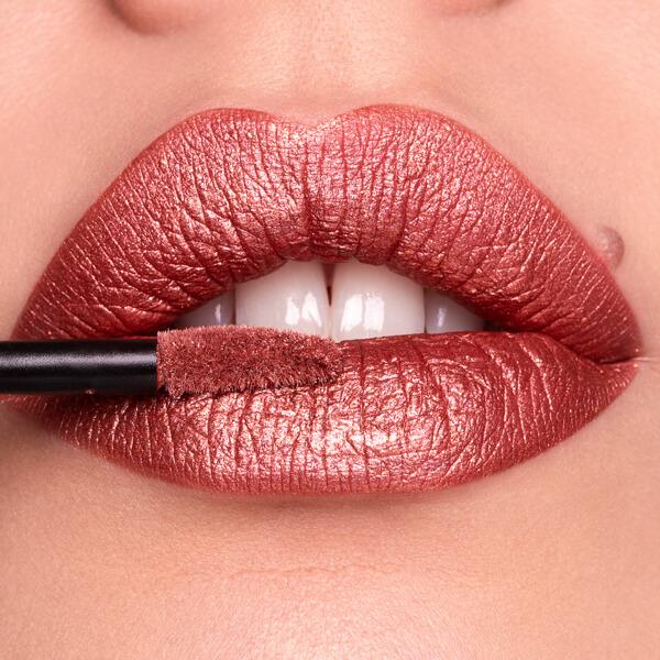 Pancake Peach - EVER 62 - liquid lipstick we make-up - Fair skin tone