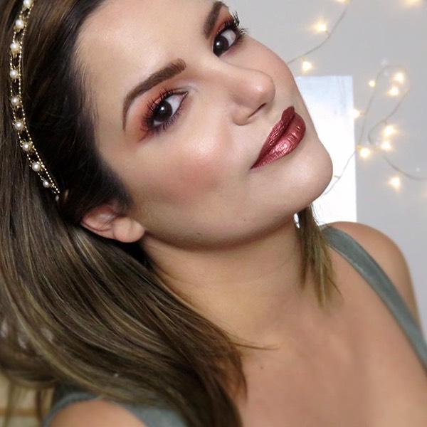 Tharsis Grape - EVER 65 - liquid lipstick we make-up - @makeupsinner