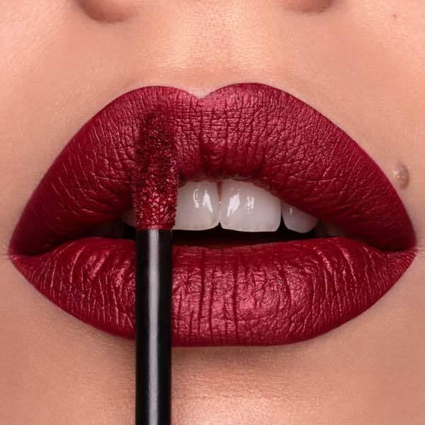 Colette Claret - EVER 67 - liquid lipstick we make-up - Fair skin tone
