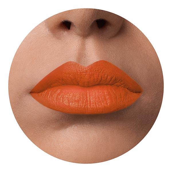 Inca Tangerine - EVER 84 - rossetto liquido we make-up - Carnagione media