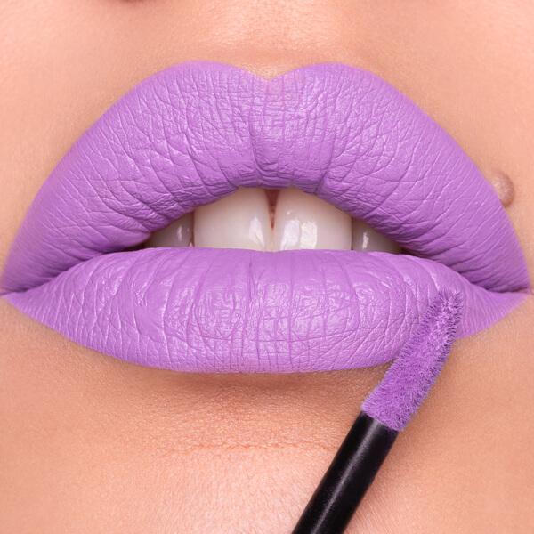 Arcoiris Lilac - EVER 86 - liquid lipstick we make-up - Fair skin tone