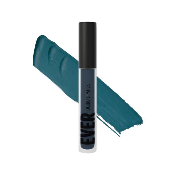 Kolumbo Peacock - EVER 92 - liquid lipstick we make-up - Swatch