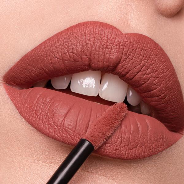 Umile - EVER 96 - liquid lipstick we make-up - Heller Hautton
