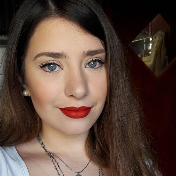 Borghese - EVER 97 - rossetto liquido we make-up - @miriana_guarino