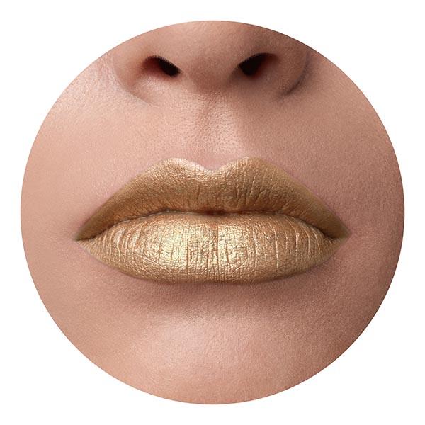 Mira Gilded - EVER 99 - liquid lipstick we make-up - Fair skin tone