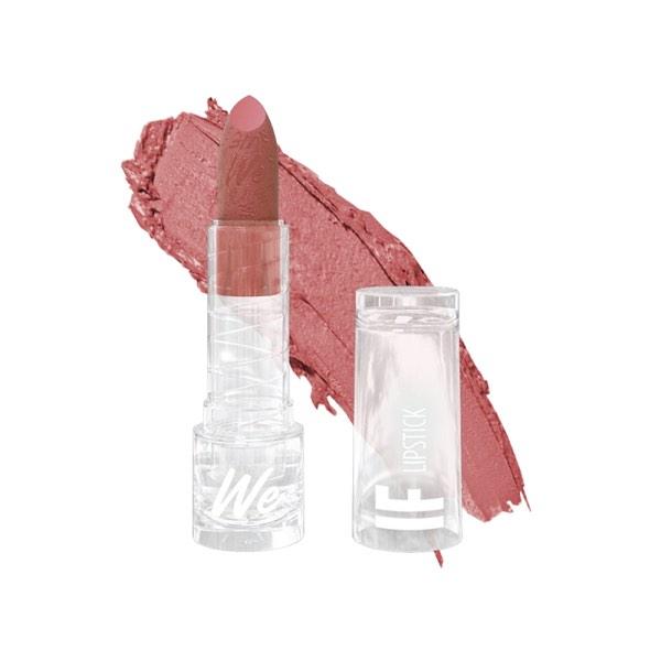 Marsili Nude - IF 02 - lipstick we make-up - Acabado luminoso