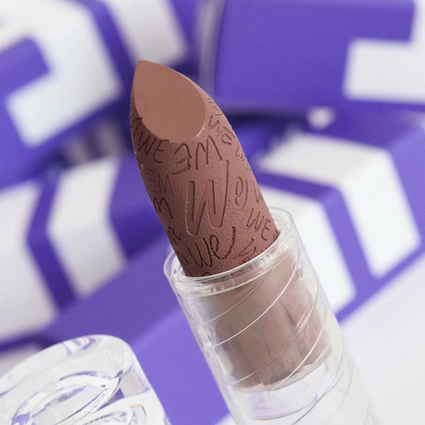 Marsili Nude - IF 02 - rossetto we make-up - Packaging