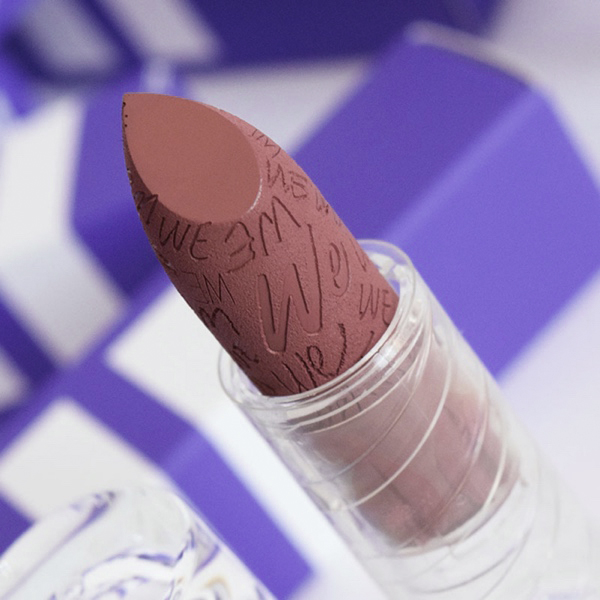 Newberry Carmine - IF 06 - lipstick we make-up -