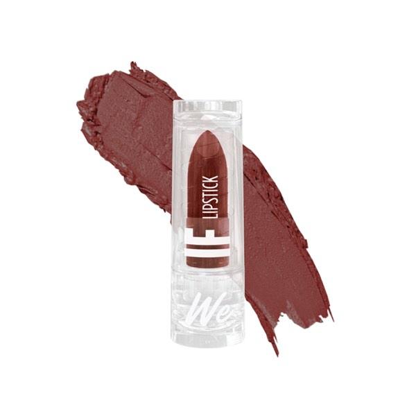 Azuma Dark Rust - IF 08 - lipstick we make-up - Swatch
