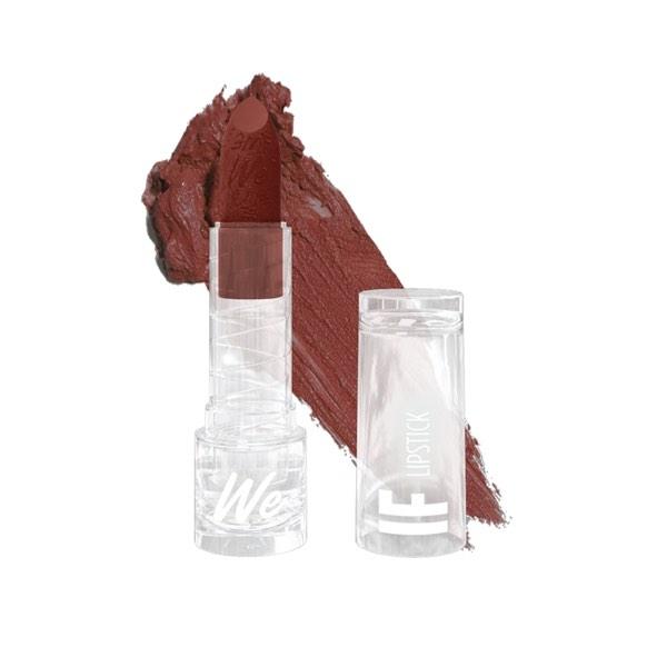 Azuma Dark Rust - IF 08 - lipstick we make-up - Soft-glowy finishing