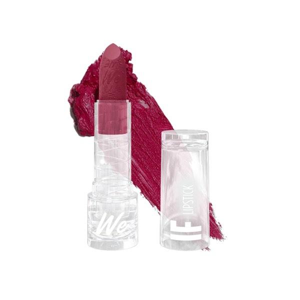 Katla Wine - IF 34 - lipstick we make-up - Soft-glowy finishing