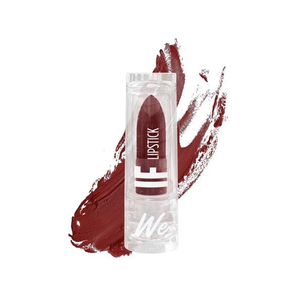 Hekla Barn Red - IF 41 - lipstick we make-up - Swatch