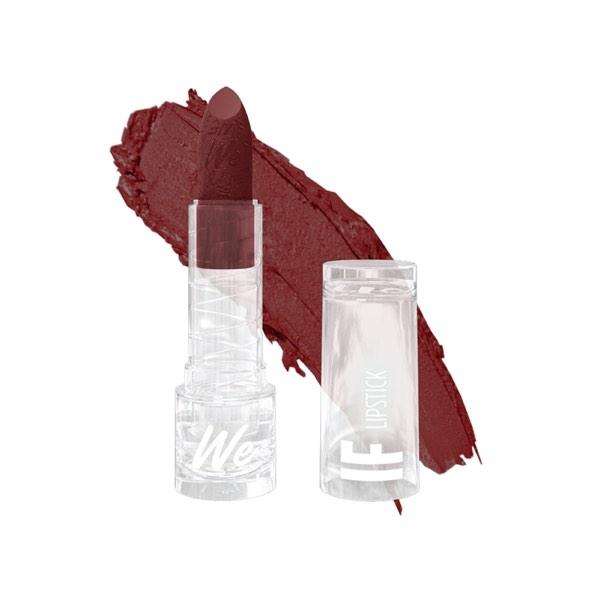 Hekla Barn Red - IF 41 - lipstick we make-up - Soft-glowy finishing