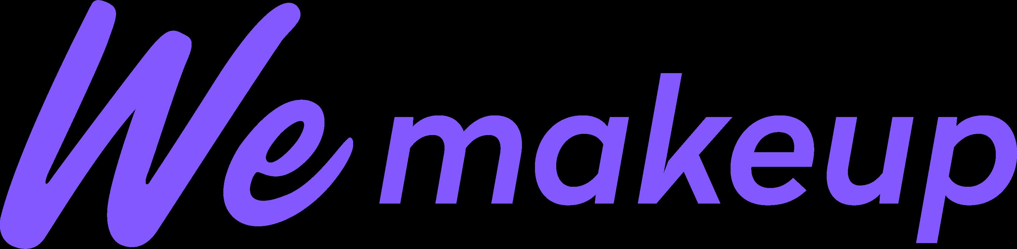 logo We Make-up